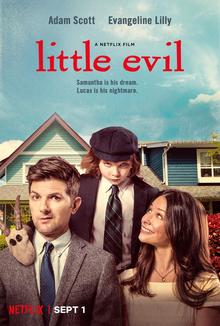 poster film the little evil