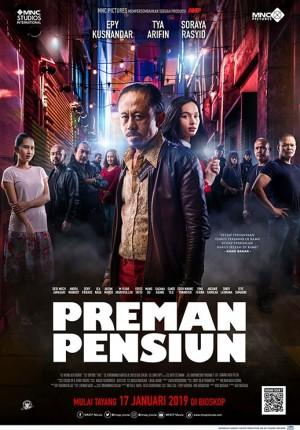 Preman Pensiun The Movie Lk21 : preman, pensiun, movie, Poster, Preman, Pensiun, Hepii.com