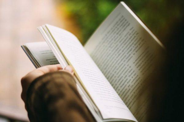 teknik membaca buku