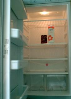 Hasses kylskåp