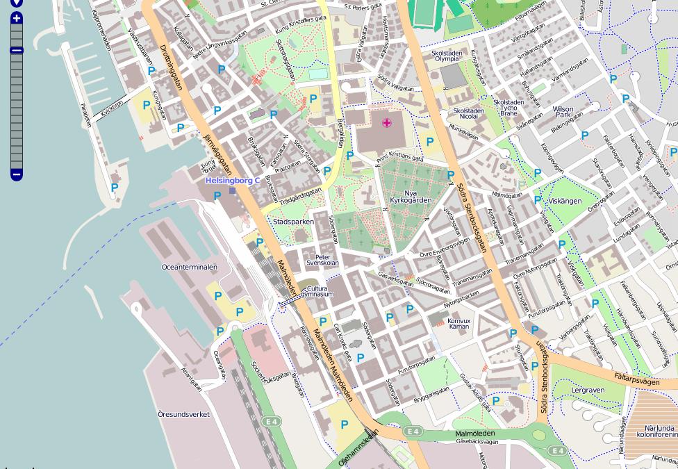 Krasch-kurs i OpenStreetMap