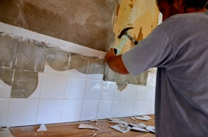 renovering av köket