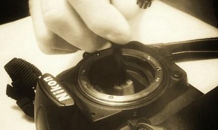 Kamerarengöring