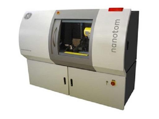180kV Röntgenröhre, Scangröße Ø240mm, H250mm, Auflösung 300nm