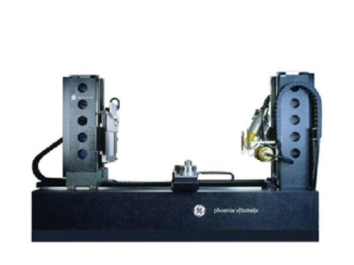 450kV/240kV Röhren, Scangröße Ø1300mm, H2000mm, Auflösung 100 µm/20 µm