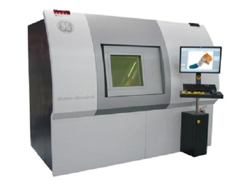 240kV Röntgenröhre, VDI2630, Scangröße Ø290mm, H400mm, Auflösung 5 µm