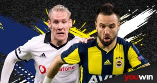 Youwin Beşiktaş - Fenerbahçe Derbisine Çifte Kazanç