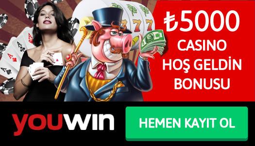 Hepsibahis Casino Bonusu