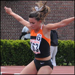 Orange & Black Sweep Steeplechase