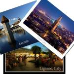 Postcards from Europe