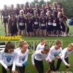 HepsXC - Columbia and Princeton Women