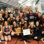 Crimson Women Keep Indoor Crown