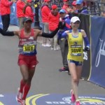 Alumni Compete Boston Strong