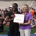 oHeps15 - Talking With... the Women's Track MVP