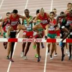 Battling Kenya in China