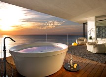 Hotel Rooms with Jacuzzi Hot Tub