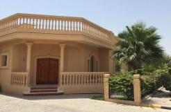 3 BR villa for rent in Janabiya