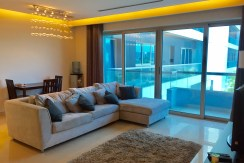 2 BR apartment for rent  in Reef Island