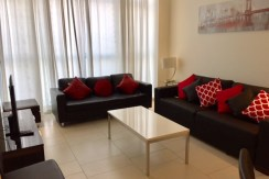 Lovely 1 BR apartment is available for rent in Seef-Rent Apartment Bahrain