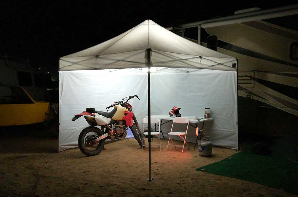 pop up canopy led lighting kit