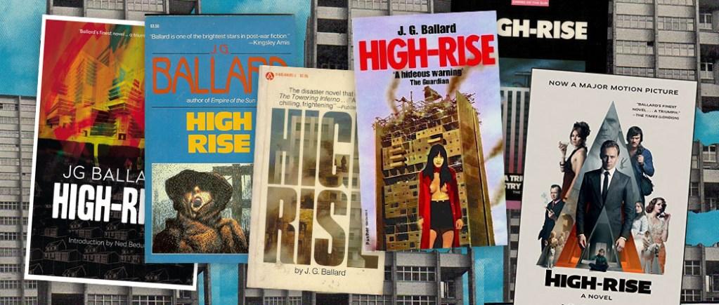 High Rise J.G. Ballard