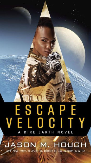 Escape Velocity, by Jason M. Hough