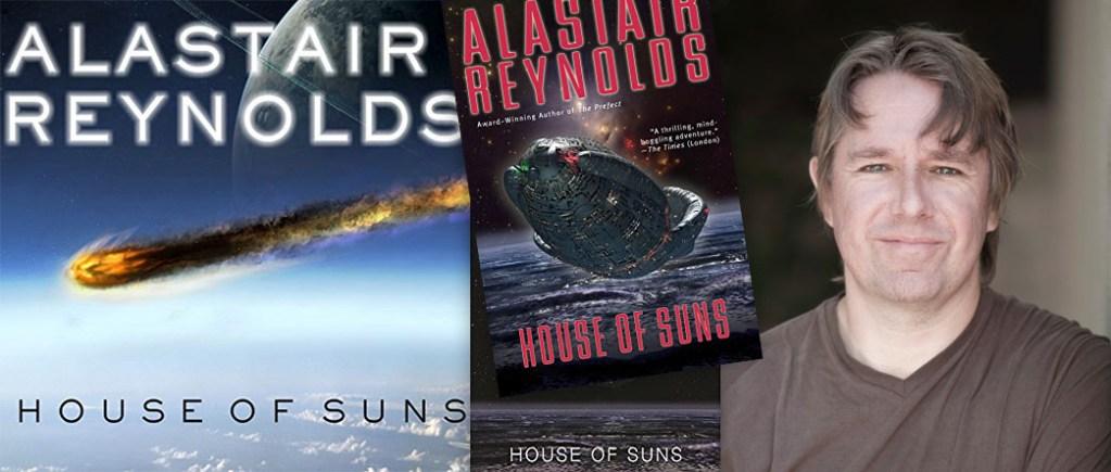 House of Suns Alastair Reynolds