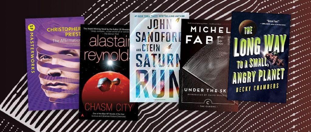 Five Science Fiction Reviews