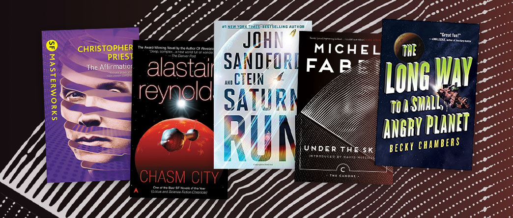 Science Fiction: Five Short Reviews