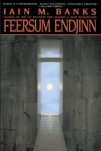 Feersum Endjinn, by Iain Banks