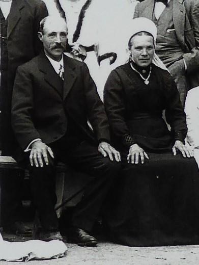 Frontenay-sur-Dive, fait divers à la Bizardrie impliquant Pierre Célestin CORVAL et son épouse Germanie THOMAS