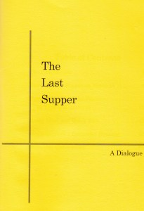 booklet-The Last Supper