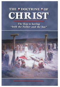 booklet-The Doctrine of Christ