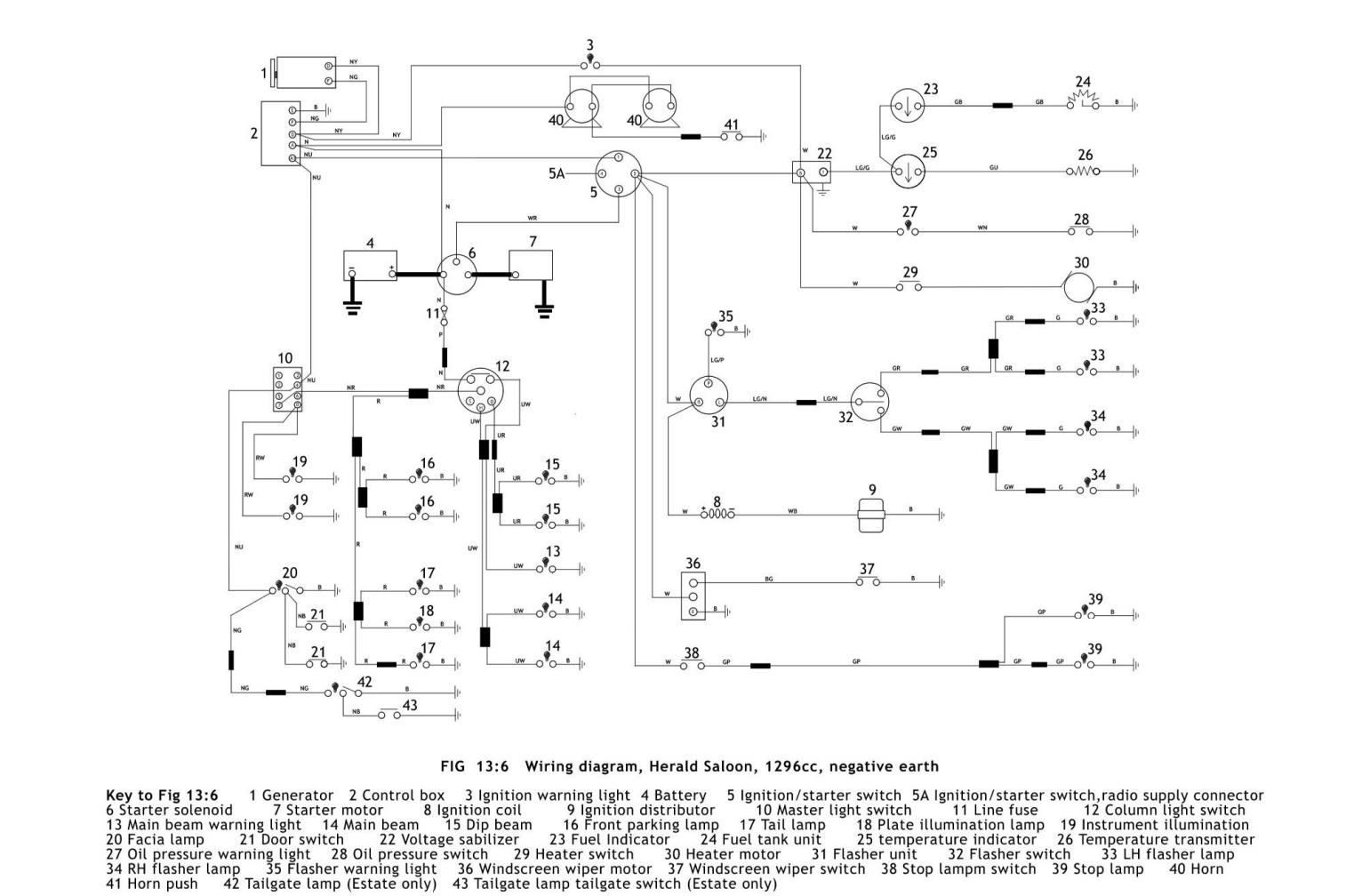 hight resolution of 1360 wiring trans png