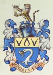 Hewson-Reginal Walter John - Arms