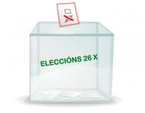 Eleccións 26 X