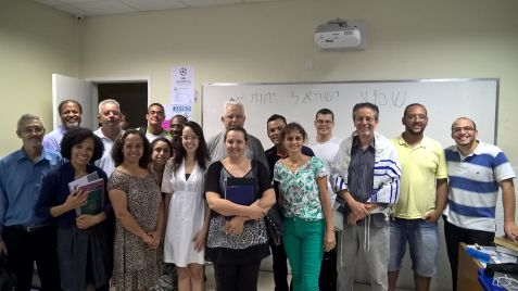 judeus Grupo de Estudo Judaico-adventista de BH