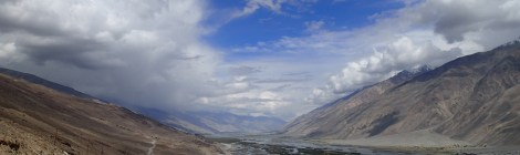 'GOODMORNING Afghanistan!' of Pamir highway deel 1