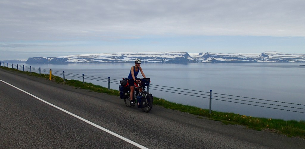 Cycling the fjords
