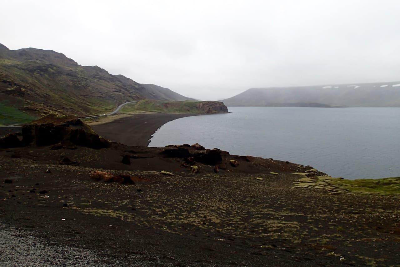De laatste etappe door het zuiden van IJsland