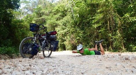 On rocky roads and how to warm a nomadic heart