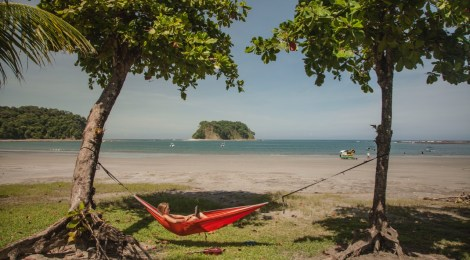 Filming in Costa Rica and why I flew home