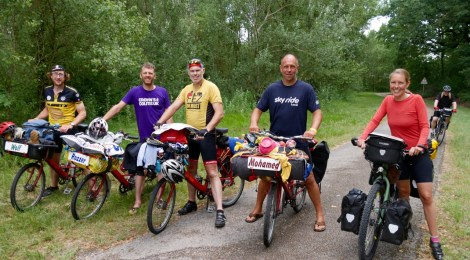 ZEN - purpose - and the art of bike touring