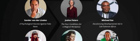 TEDx talk on november 6th!