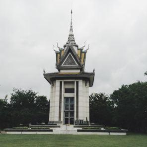 Stupa at Killing Fields