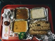 Third Meal - Vegetarian Thalis
