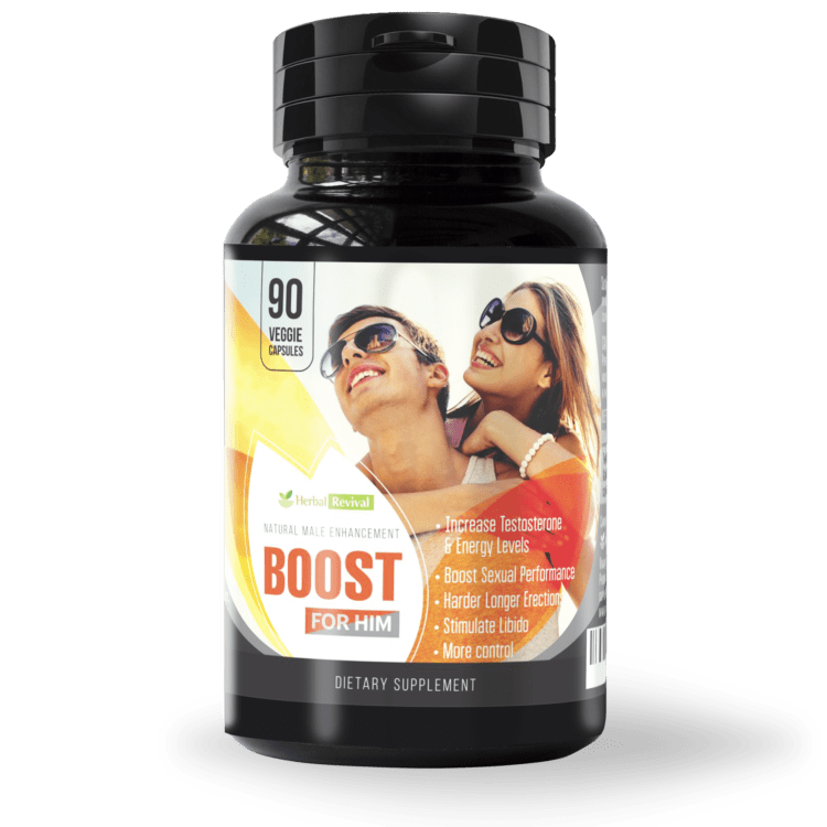 Increase Testosterone and energy levels