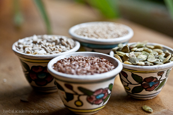 Seed Cycling For Managing Hormonal Balance - Herbal Academy