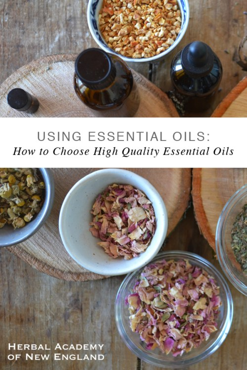 Using Essential Oils - How to Choose High Quality Essential Oils