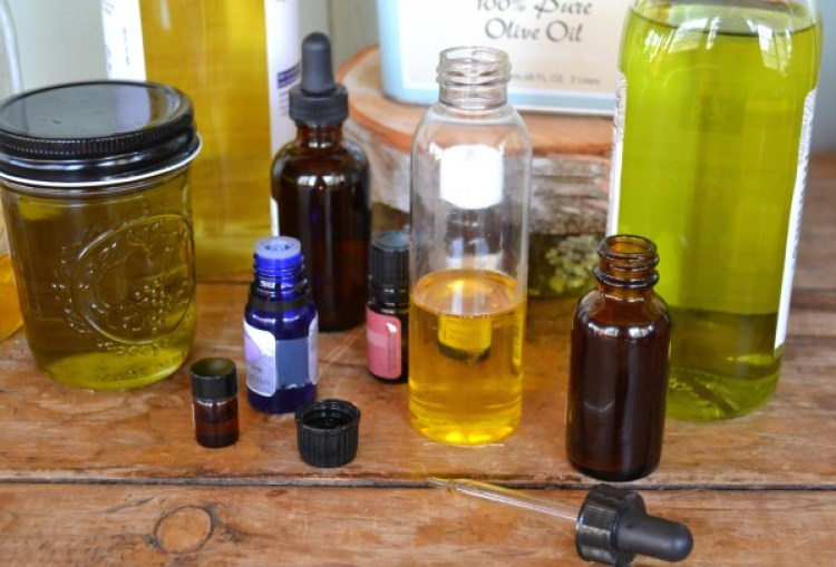Choosing Essential Oil Carriers